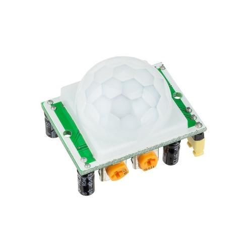 Sensor detector de movimiento epir hc-sr501, arduino