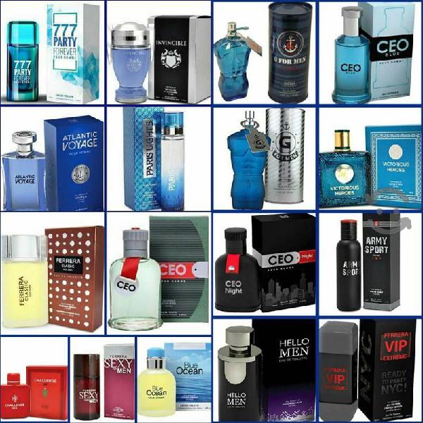 vendo perfumes de marca en oferta