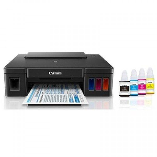 Impresora canon pixma g1100 ink efficient + tinta negra
