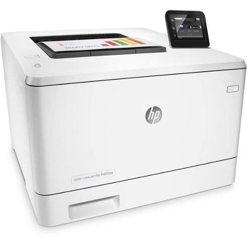 Impresora color hp laserjet pro m452dw (cf394a)