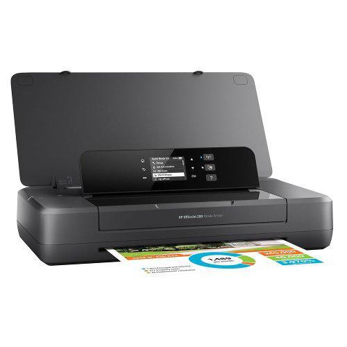 Impresora de inyeccion hp200 officejet portatil cz993a#aky