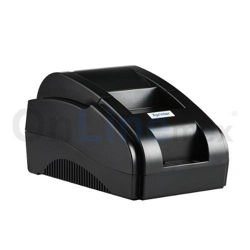 Impresora de tickets térmica de 58 mm miniprinter