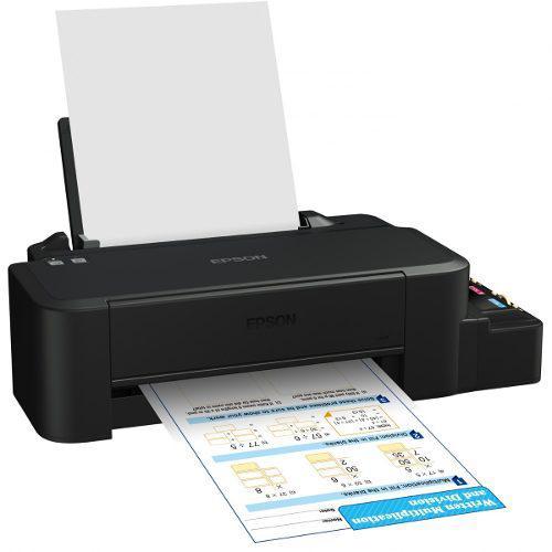 Impresora epson l120 tinta continua