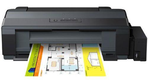 Impresora epson l1300 con sublimación doble carta, tabloide