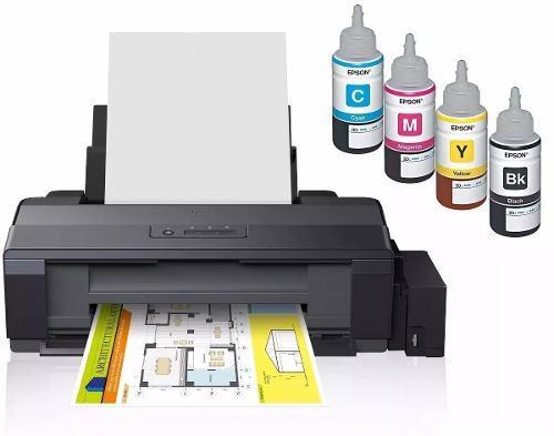 Impresora epson l1300 ecotank tabloide a3