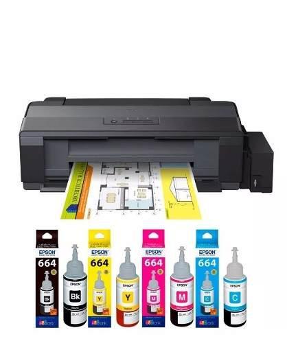 Impresora epson l1300 tabloide tinta continua