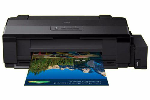 Impresora epson l1800 tinta continua fotográfica tabloide