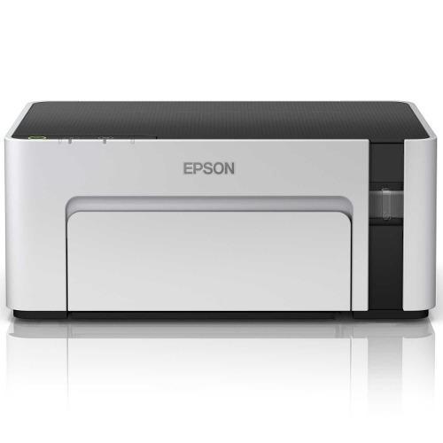 Impresora epson m1120 tinta continua negro inalámbrica