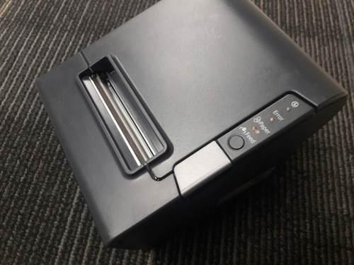 Impresora epson tm-t88v puerto usb y red incluye fuente