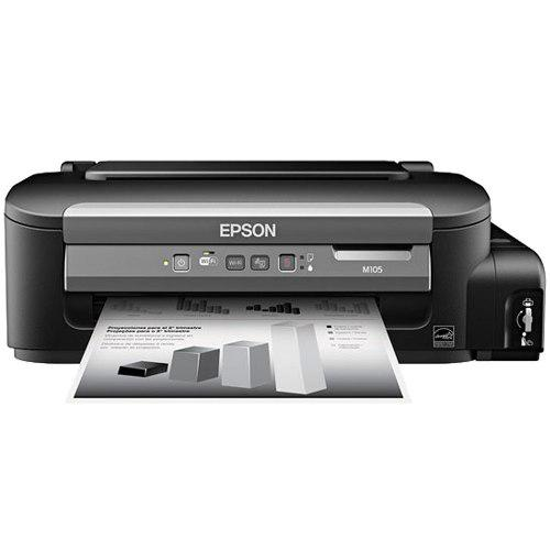 Impresora epson workforce m100 red oficio monocromática