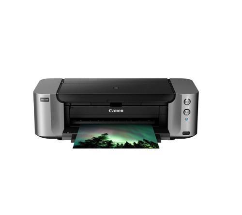 Impresora fotografica canon pro-100 inyeccion de tinta 8 col