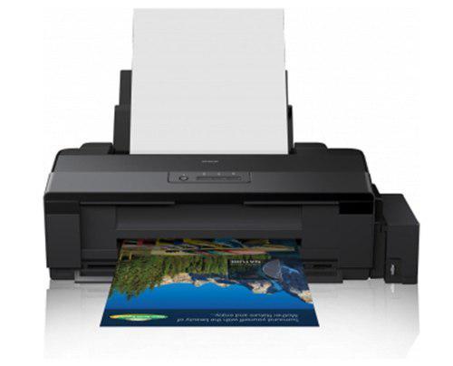 Impresora fotografica epson l1800 ecotank, a color