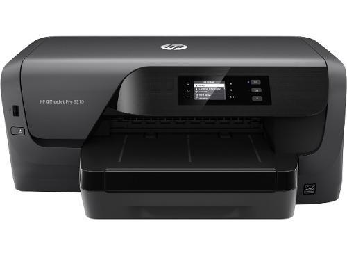 Impresora hp 8210 officejet pro wifi color facturada remat