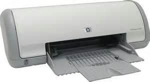 Impresora hp deskjet d1360 p/reparar/refacciones c/cartuchos
