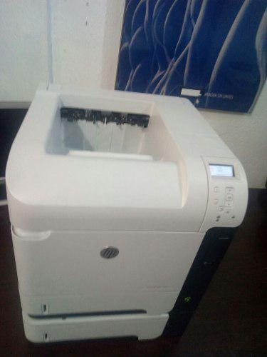 Impresora hp laserjet m600(601)