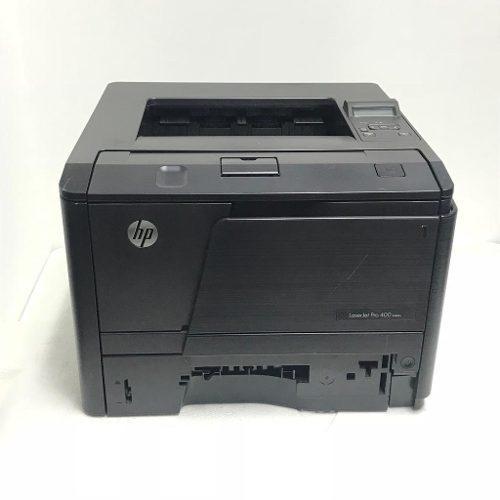 Impresora hp laserjet pro 400 m401n (cz195a) sin toner