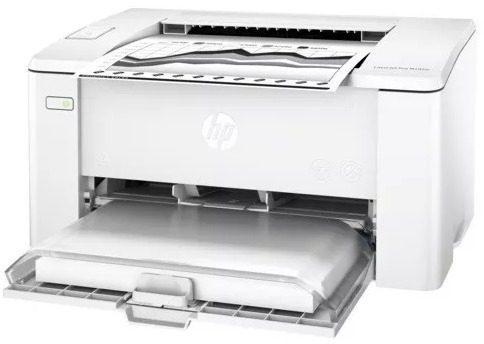 Impresora hp laserjet pro m102w monocromática