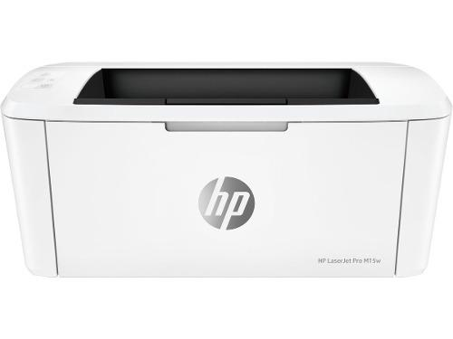 Impresora hp laserjet pro m15w wifi imprime desde smartphone