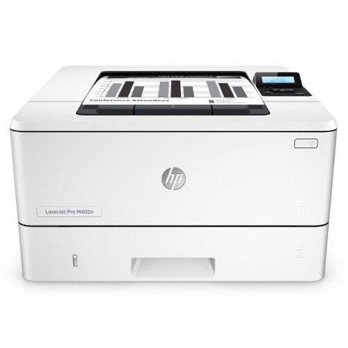 Impresora hp laserjet pro m402n tecnologia laser a b/n