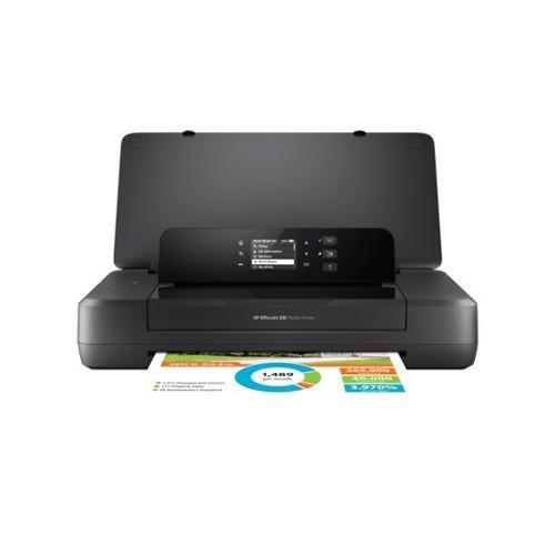 Impresora hp officejet 200 mobile inyeccion de tinta color