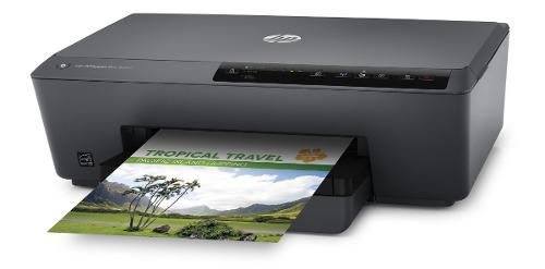 Impresora hp officejet pro 6230 con cartuchos recargables