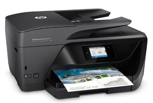 Impresora hp officejet pro 6970 - 600 x 1200 dpi, 20 ppm, 20
