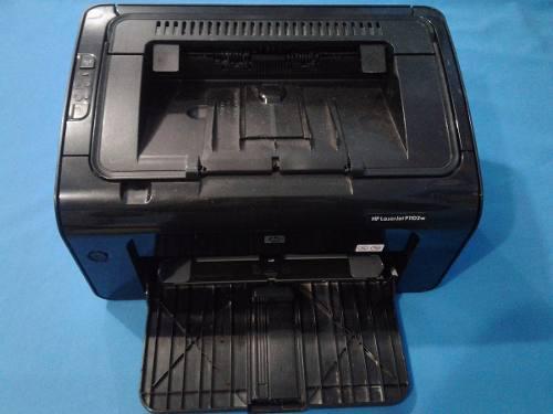 Impresora hp p1102w inalambrica c/ cable de poder y usb 19 p