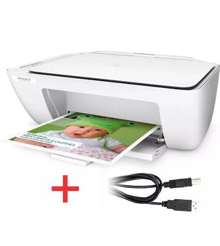 Impresora multifuncional hp 2134 escaner/copias + cable usb
