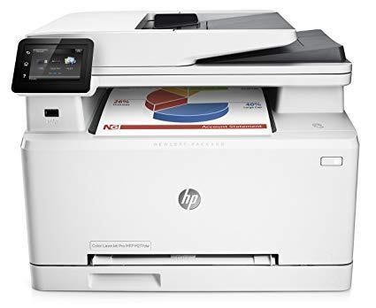 Impresora multifuncional hp color pro m277dw envio gratis
