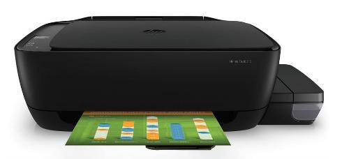 Impresora multifuncional hp tinta continuo color ink tank 31
