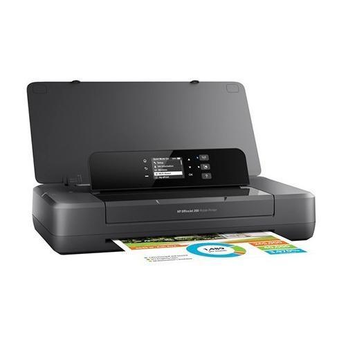 Impresora portátil hp officejet 200, color (cz993a)