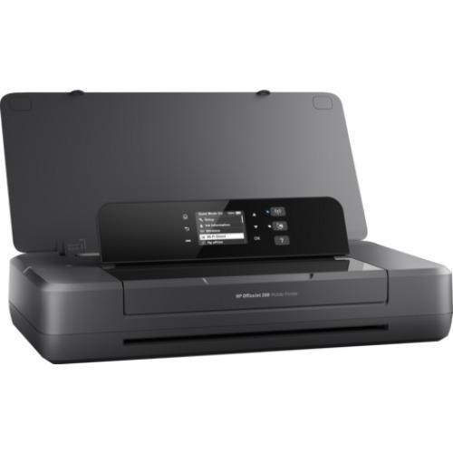Impresora portátil hp officejet 200 cz993a cz993a#aky