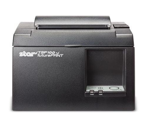 Impresora tickets térmica star tsp100 usb usada al 100%