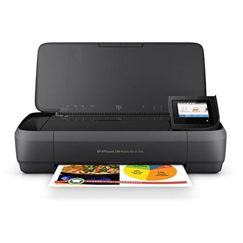 Impresora todo en uno hp officejet 250 inalámbrica
