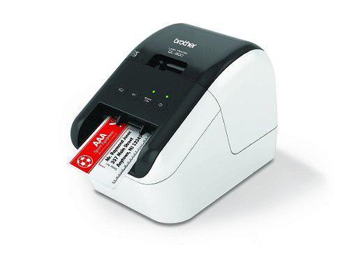 Impresora térmica de etiquetas brother ql800 usb