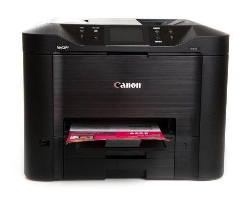 Multifuncional canon maxify mb5410 con sist. tinta continua