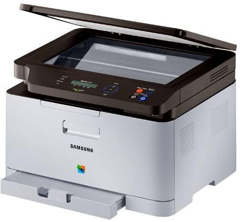 Multifuncional copiadora laser color samsung sl-c480w wifi
