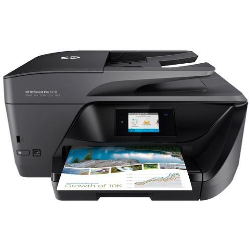 Multifuncional hp officejet pro 6970 inyeccion de tinta