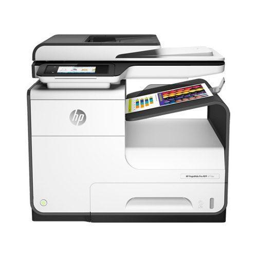 Multifuncional hp page wide pro 477dw inyección tinta color