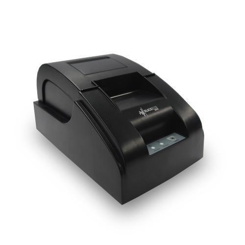 Nueva miniprinter termica black ecco be90 rollo 58mm usb