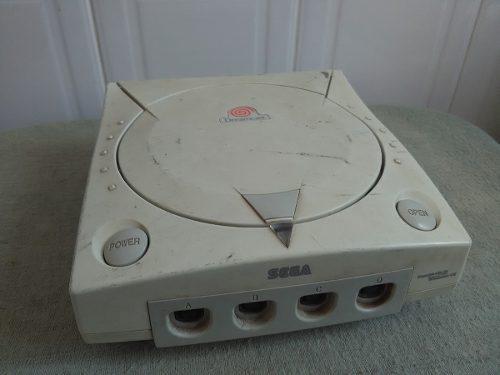 Sega dreamcast para reparar/refacciones