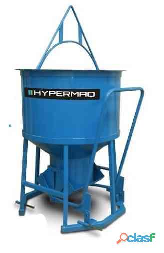 Venta de bacha para concreto rh2000 marca hypermaq
