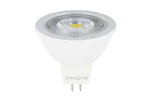 Foco mr16 de 7w luz calida 600 lumens spot dicroico energain