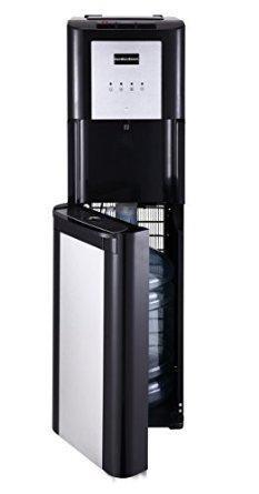 Hamilton beach bl-1-4a inferior cargando refrigerador de agu