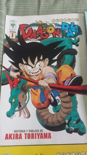 Mangas dragon ball 39 tomos tipo cómic/envio gratis
