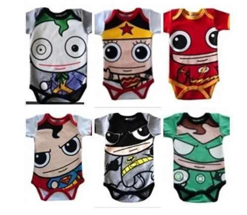 Pañaleros Mayoreo 5 Pza Super Héroes Dc Comics Toys