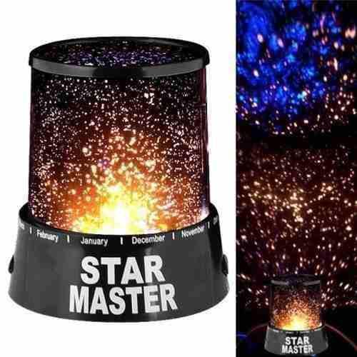 Proyector De Estrellas (star Master)