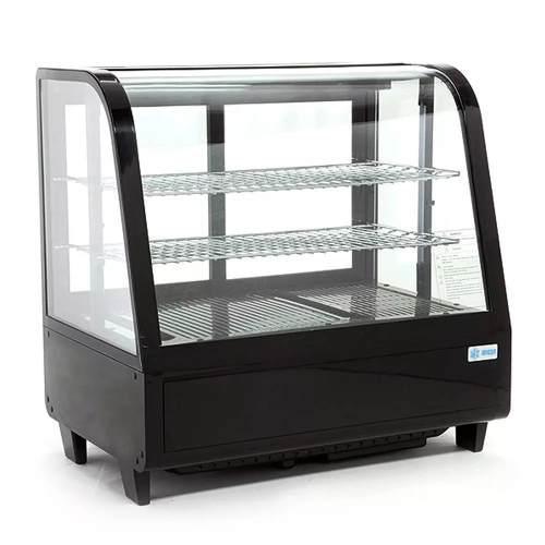 Vitrina refrigerada mostrador migsa nr-rtw100l envio gratis