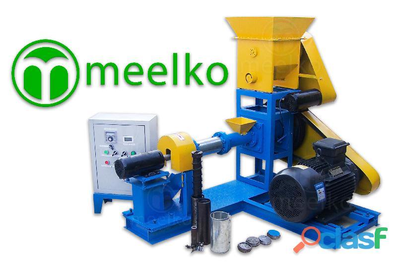 Extrusora para pellets mked050c