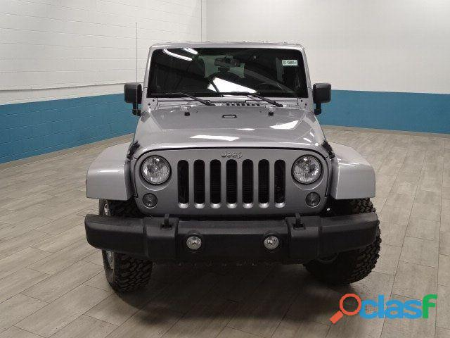 Jeep wrangler unlimited año 2014